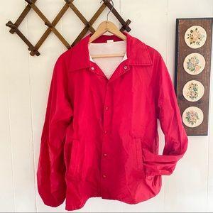 Vintage Lightweight Lined Spring Jacket